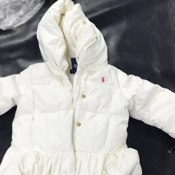 d48cbb254 Brand new Ralph Lauren baby girl jacket 24 months